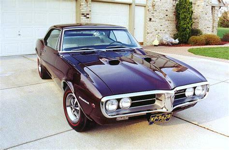 67 Pontiac Firebird 67 Firebirds Lot 1