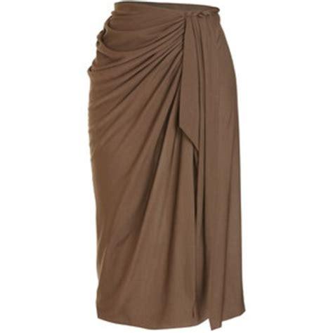 Two Side Draped Skirt lanvin side drape skirt beautiful fashion inspiration pintere