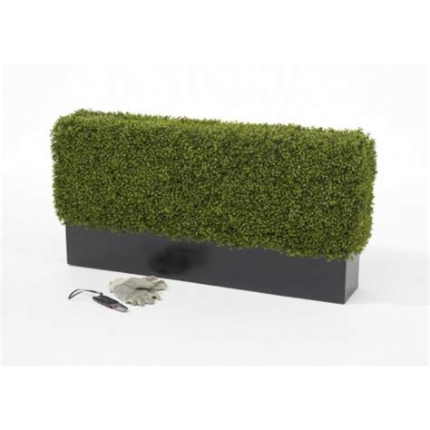Hedge Planter Bag Medium artificial boxwood hedges in troughs bespoke replica buxus hedging