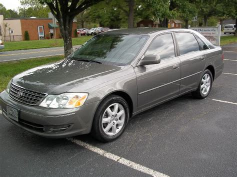 2004 toyota avalon for sale used cars used trucks concord harrisburg
