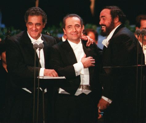 the best of the 3 tenors a look back at the three tenors concert at dodger stadium