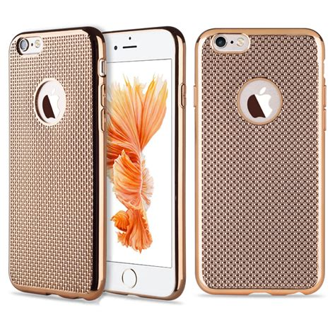Ip 6 Plus Ip6s Plus Babyskin Ultra Thin 06mm Softcase microsonic iphone 6s kılıf electroplate soft siyah