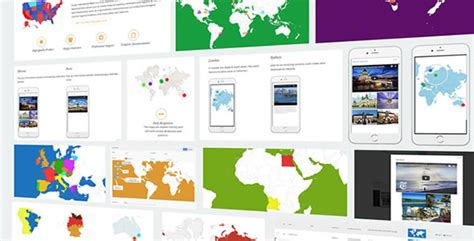 Super Interactive Maps For Wordpress Interactive Map Website Template