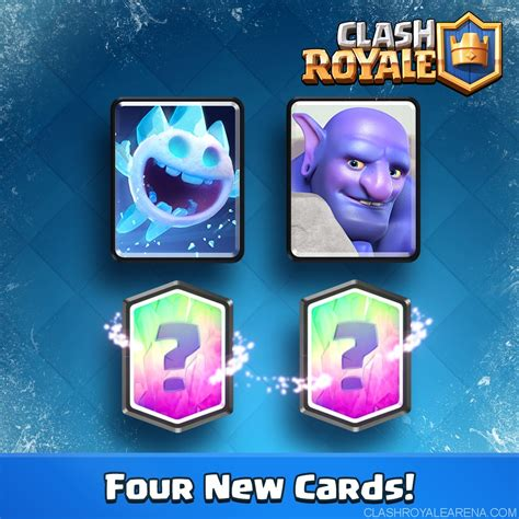 Clash Royale Gift Card - clash royale july update new cards ice spirit and bowler clash royale guides