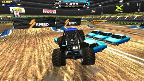 monster truck games videos monster truck destruction review pc