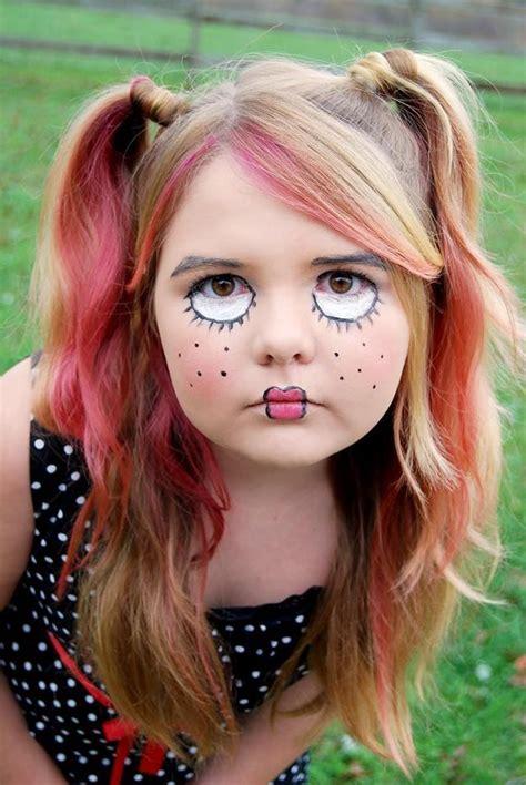 imagenes gatita rockera maquillaje de mu 241 eca para halloween manualidades para ni 241 os