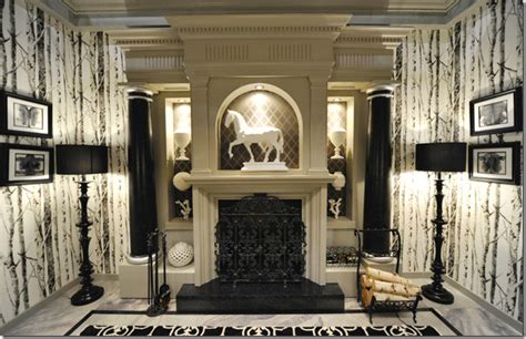 black and white tree wallpaper once upon a time once upon a time wallpaper in mayors office traditional