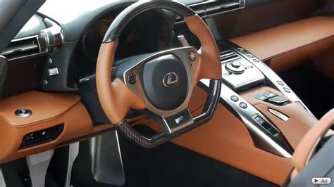 lexus lfa steering wheel four lexus lfas all together lexus enthusiast