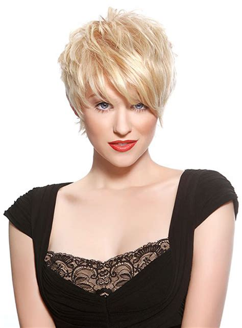 short pixie cute pixie haircuts and short blonde on pinterest short blonde pixie hairstyles 2013 2014 short