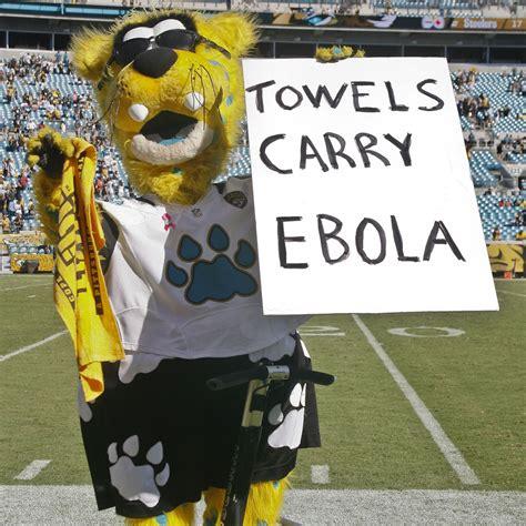 jacksonville jaguars mascot jaguars apologize for terrible joke by team mascot