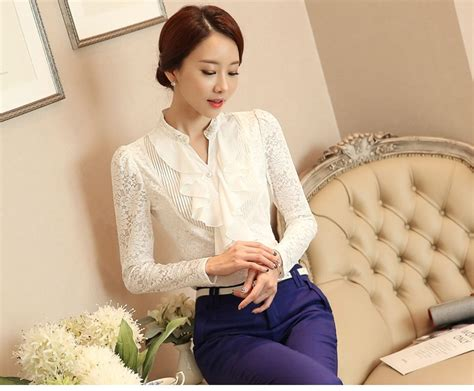 Baju Import V Neck v neck korea blouse import bl3075 white tamochi