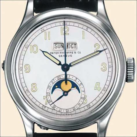 patek philippe reference 1591 most expensive watches askmen