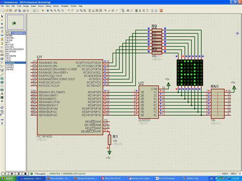 darlington transistor design solved pic designing 8x8 matrix display with darlington transistor arrays
