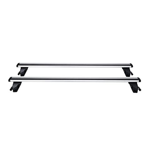 Roof Rail Universal Spin Diskon alavente 35 quot 48 quot universal roof rack cross bar set with