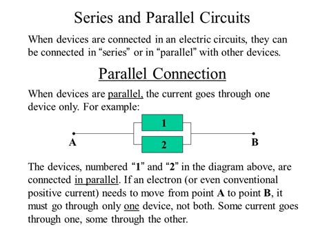 electric circuits with resistors in series and parallel measuring potential difference and current series and parallel circuits ppt