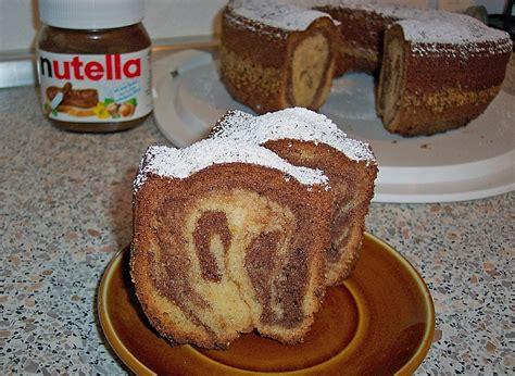 nutella schoko kuchen eierlik 246 r nutella kuchen rezept mit bild trivial