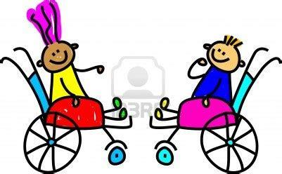 imagenes de niños y niñas jugando 938431 un poco de discapacitados nia os y nia as para