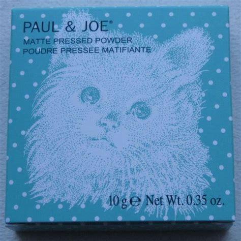 Paul Joe Anniversary Pressed Powder 001 Cp 685 the makeup museum galore paul joe 2012 collection