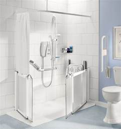 half door shower enclosures impey half height shower doors practical bathing
