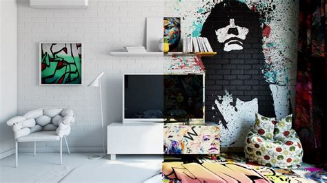 artistic bedroom avant garde sunday room artistic design by pavel vetrov