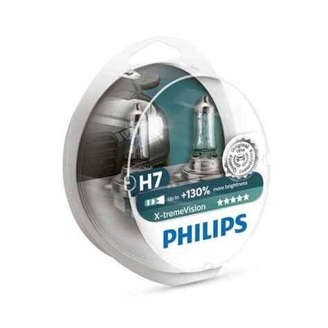 Lu Philips Xtreme Vision philips x treme vision 130 h7 replacement headlight