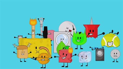 A To Die For bfdi dumb ways to die 1 year special