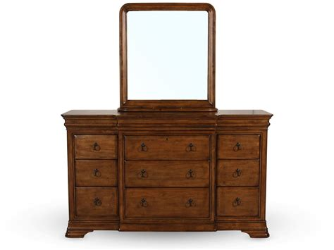 new lou bedroom furniture universal pennsylvania house new lou dresser and mirror