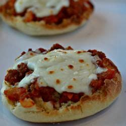 English Muffin Pizza Toaster Oven English Muffin Pizza Quot Fun Little Pizzas That Are Great