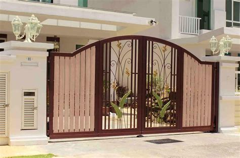 front gate design for small homes spectacular