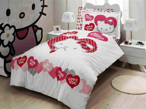 hellokitty bedroom hello kitty bedroom for hello kitty lovers designwalls com