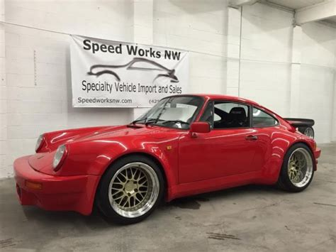 porsche widebody rwb 1989 porsche 911 rwb widebody porsche 911 1989