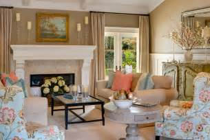 color room santa barbara montecito california style living room santa