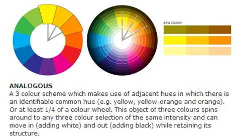 analogous color scheme definition c programming a simple color scheme generator stack