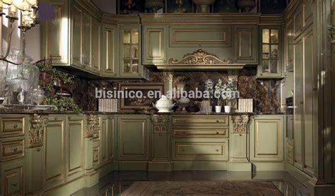 Buy Kitchen Backsplash England Vitoria Style Wooden Kitchen Cabinet Hand Carved