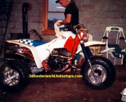 1987 Honda 350x For Sale Honda 350x Three Wheeler