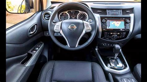 nissan navara 2008 interior 2016 nissan np300 navara interior youtube