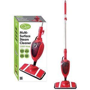 Multi Surface 1300w Steam Cleaner Mop Bathroom Carpet Wood Bathroom Steam Cleaner