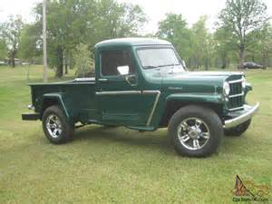fully restored 1963 jeep willys 4x4