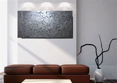 modern wall decor for living room large wall art modern living room chicago by r