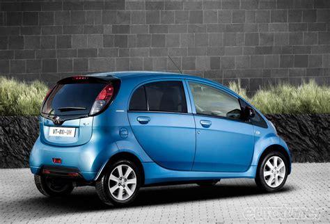 peugeot electric car 2011 peugeot ion electric vehicle eurotuner magazine