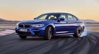 2018 bmw m5 debuts with 600 hp and awd the torque report