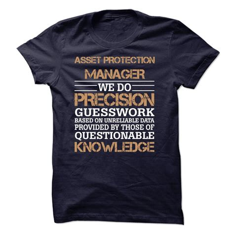 asset protection manager freakin awesome shirt t shirts