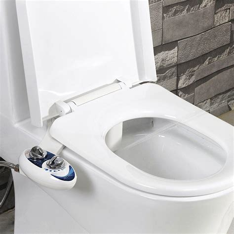 Toilet Seat Bidet Attachment by Best Bidet Toilet Seat Attachment Reviews Toilet Review