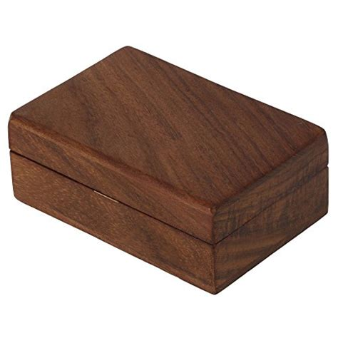 easy to make jewelry box wooden trinket jewelry box sleek and simple gift for