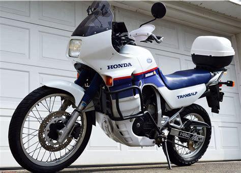 honda transalp 1989 honda transalp bike urious