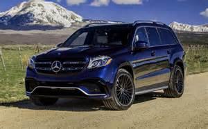 Mercedes Amg Price 2017 Mercedes Amg Gls 63 Price Best Midsize Suv