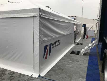 motorsport awnings awnings and shelters motorsport race or rally service tent
