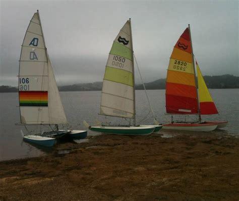 catamaran yardsticks round five sailing results southern highland news