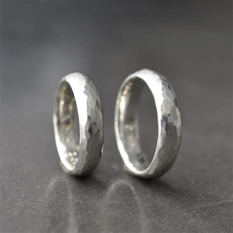 Partnerringe Silber by Pureform Klassische Trauringe Partnerringe Silber 999