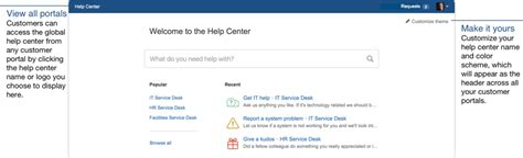 help desk best practices best practices for designing the customer portal